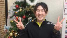川本奈月さん(エスタ香椎)写真